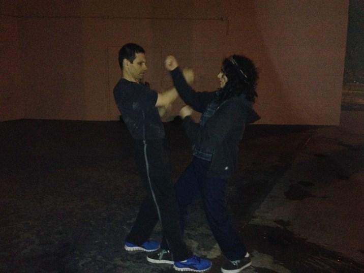 Wing Chun Training 2014 05 22_01