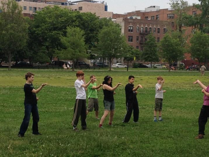 Wing Chun Training 2014 05 27_01