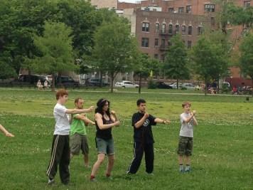 Wing Chun Training 2014 05 27_02