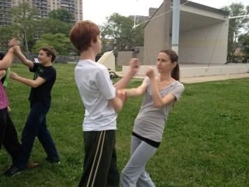 Wing Chun Training 2014 05 27_06