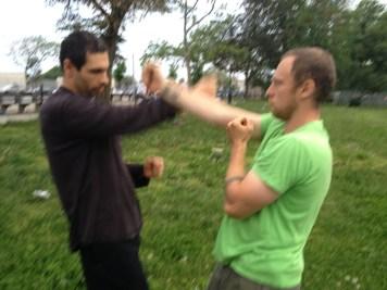 Wing Chun Training 2014 05 27_16