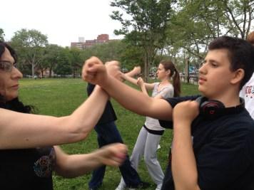 Wing Chun Training 2014 05 27_17