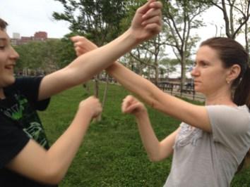 Wing Chun Training 2014 05 27_18