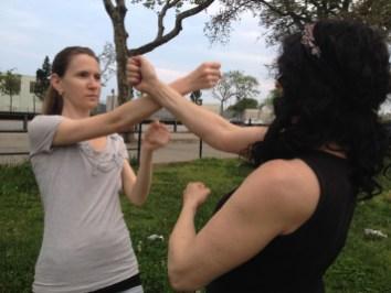 Wing Chun Training 2014 05 27_24