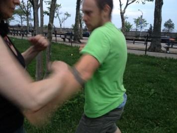 Wing Chun Training 2014 05 27_30