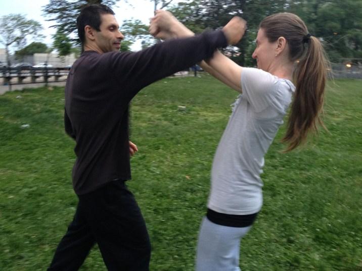 Wing Chun Training 2014 05 27_34