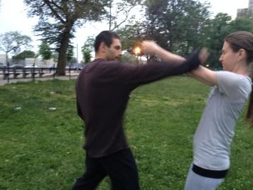Wing Chun Training 2014 05 27_36