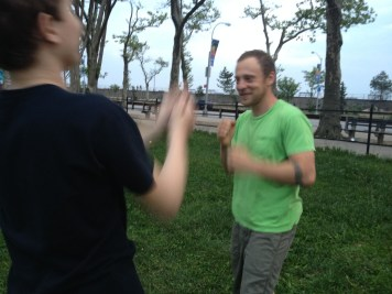 Wing Chun Training 2014 05 27_37