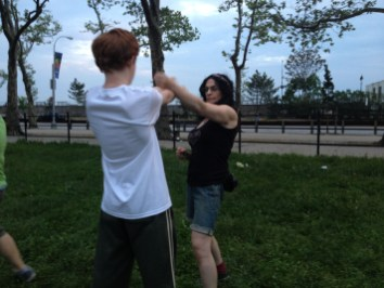 Wing Chun Training 2014 05 27_40