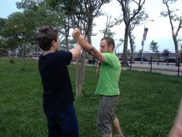 Wing Chun Training 2014 05 27_46