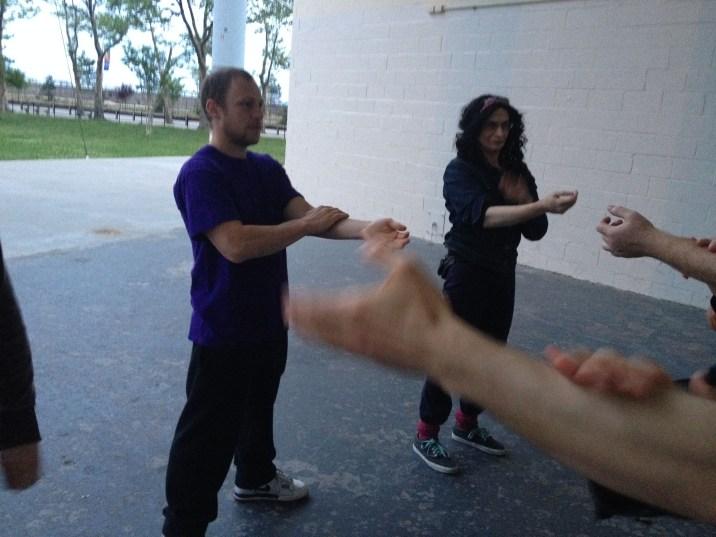 Wing Chun Training 2014 05 29_32