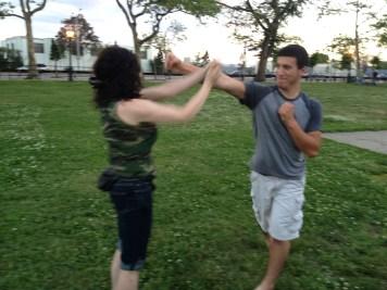 Wing Chun Training 2014 06 05_01