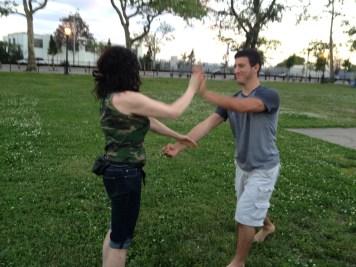 Wing Chun Training 2014 06 05_02