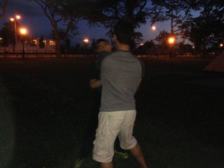 Wing Chun Training 2014 06 05_07