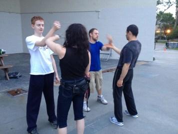 Wing Chun Training 2014 06 10_04