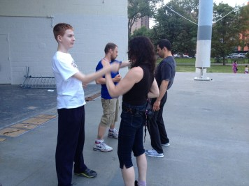 Wing Chun Training 2014 06 10_08