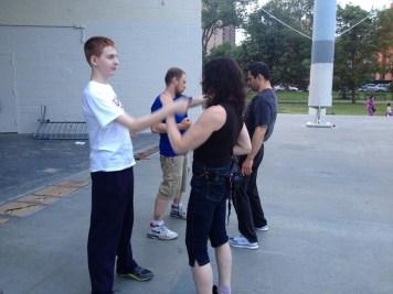 Wing Chun Training 2014 06 10_08