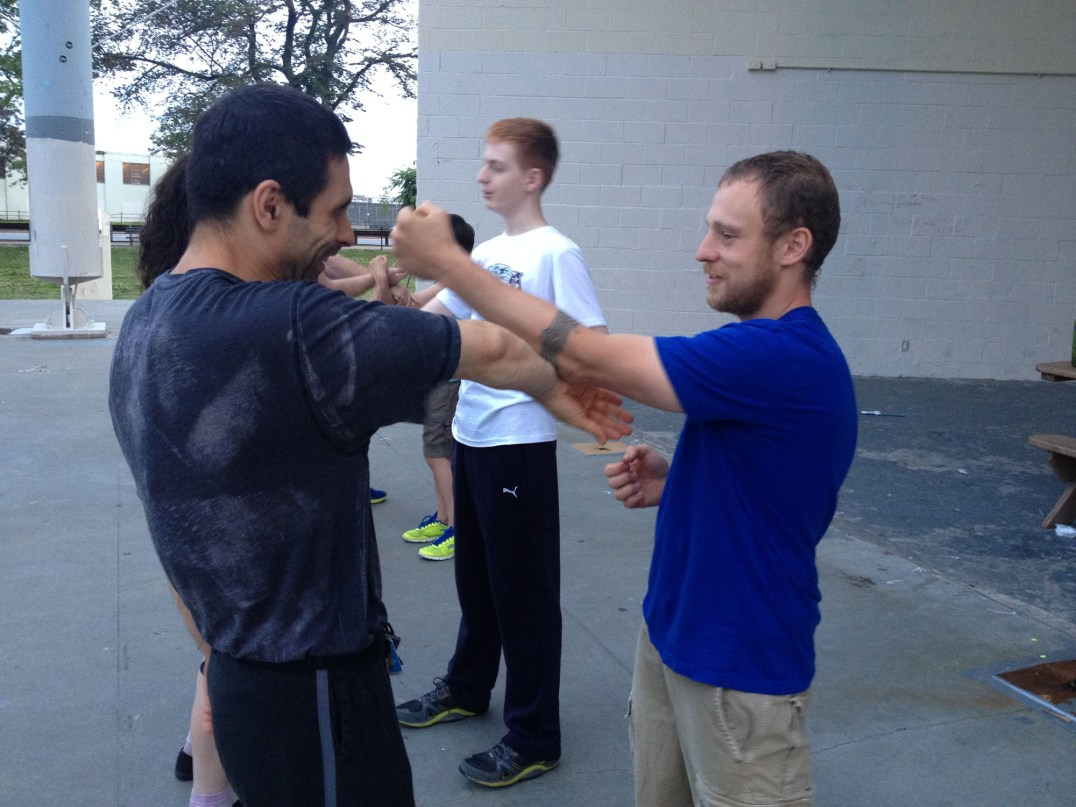 Wing Chun Training 2014 06 10_13