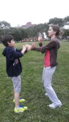 Wing Chun Training 2014 06 12_03