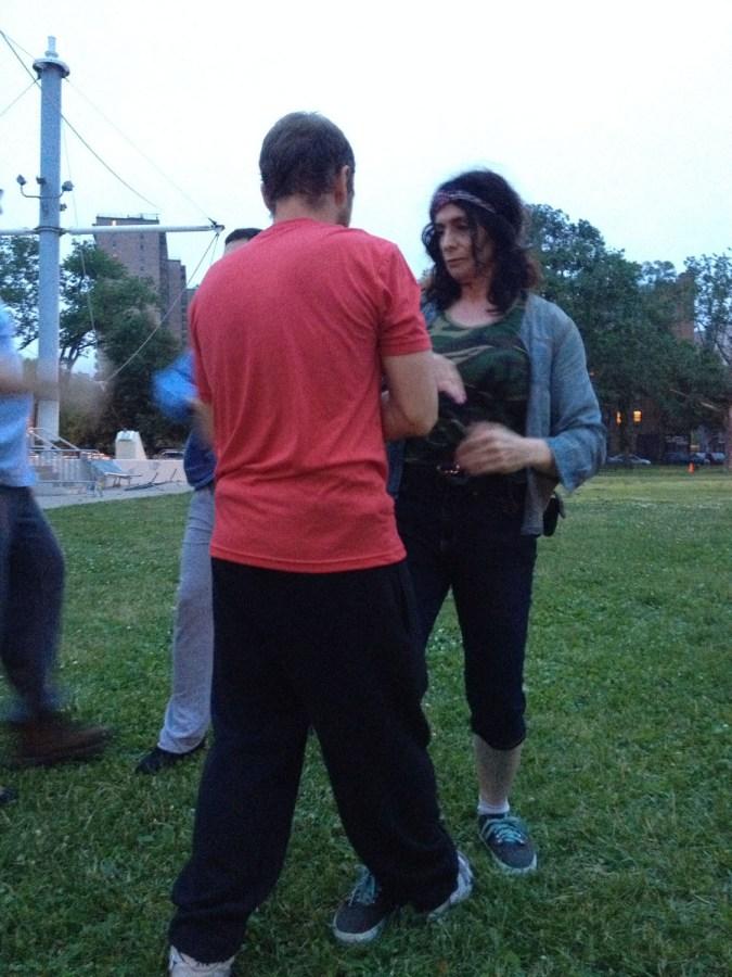 Wing Chun Training 2014 06 12_07