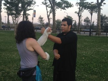 Wing Chun Training 2014 06 17_06