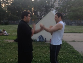 Wing Chun Training 2014 06 17_18