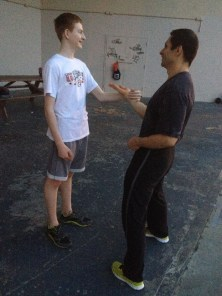 Wing Chun Training 2014 06 19_14