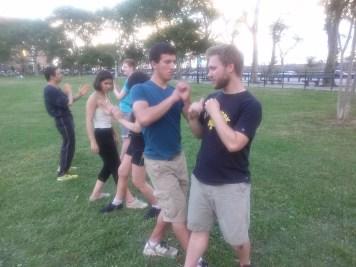 Wing Chun Training 2014 06 26_03
