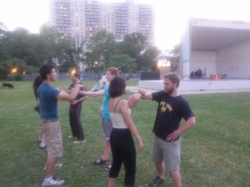 Wing Chun Training 2014 06 26_04