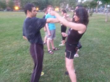 Wing Chun Training 2014 06 26_06