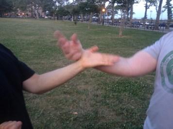 Wing Chun Training 2014 07 01_15