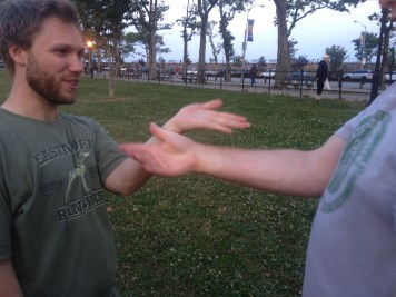 Wing Chun Training 2014 07 01_16