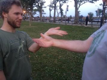 Wing Chun Training 2014 07 01_16