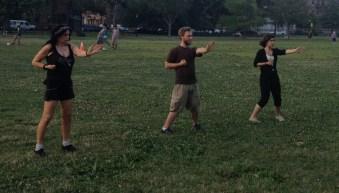 Wing Chun Training 2014 07 08_04