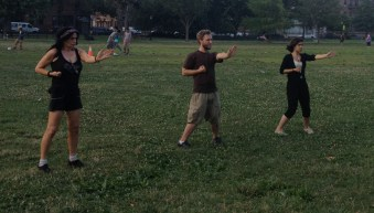 Wing Chun Training 2014 07 08_04