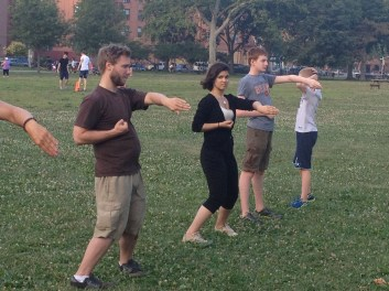 Wing Chun Training 2014 07 08_15