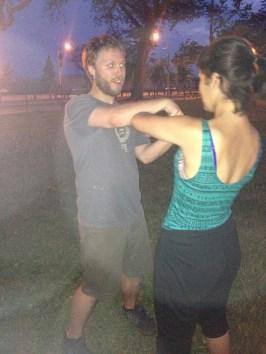 Wing Chun Training 2014 07 10_17