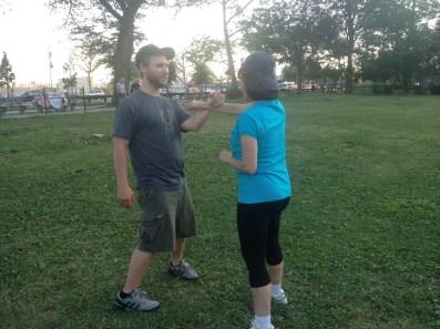Wing Chun Training 2014 07 17_13