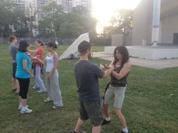 Wing Chun Training 2014 07 17_16