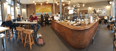 Small Batch Coffee (Norfolk Square)