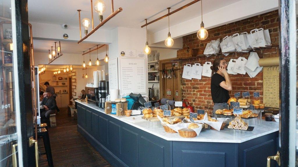 flour, pot, brighton, hove, coffee, speciality, artisan, bakery, roastery, shop, cafe, store, food, drink, sydney, street, flagship