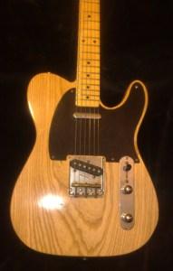 Custom Made Vintage Style Tele Guitar
