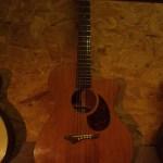 Mahogany Custom Folk Guitar