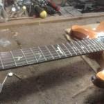 Guitar Needs Refretting