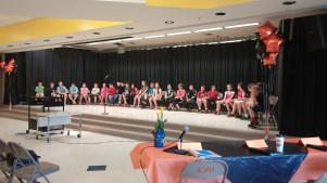 Maltby Middle School 5th Grade Spelling Bee 2014