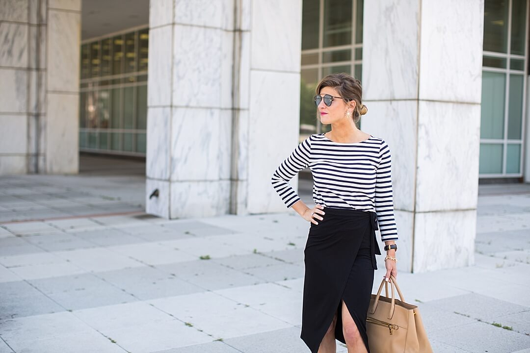 Pencil Skirt Style From Day To Night