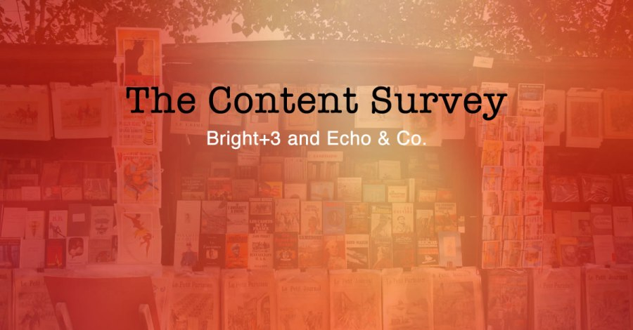 The Content Survey