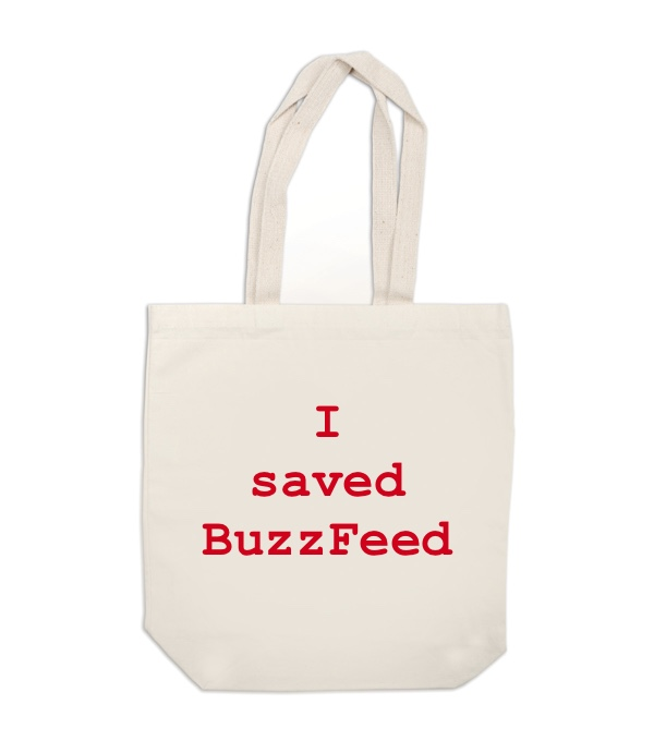 Can tote bags save journalism?