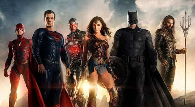 Justice League is an Enjoyable Mess