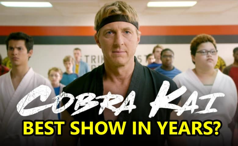 Review - Cobra Kai